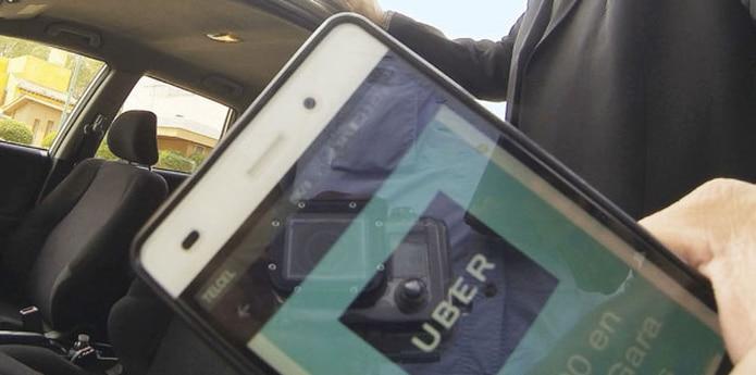 Residentes de más de 71 municipios -de los 78 que ostenta la isla- han disfrutado de Uber en Puerto Rico desde que inició operaciones en dicho territorio en junio de 2016. (Archivo)