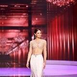 Las 10 finalistas de Miss Universe en traje de gala