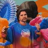 """Juanes muestra lo enamorado que está con su tema """"Loco"""""""