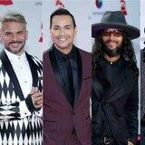 Los boricuas se tiran la tela en los Grammy Latinos