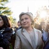 Los Clinton con agenda llena en Puerto Rico