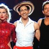 Johnny Lozada fue nominado en Mira quién baila
