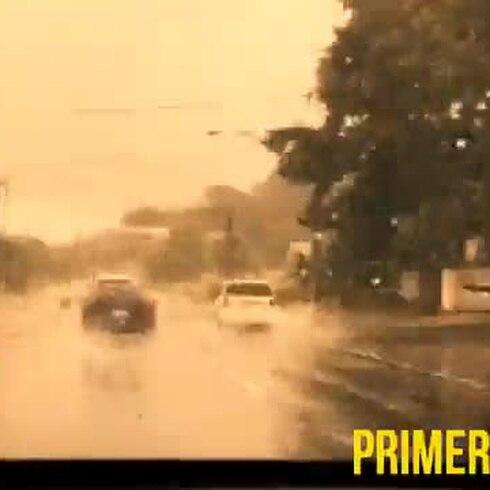 Bajo agua Puerto Rico