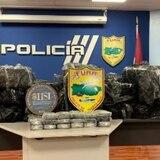 Incautan cargamento millonario de cocaína en costa de Humacao