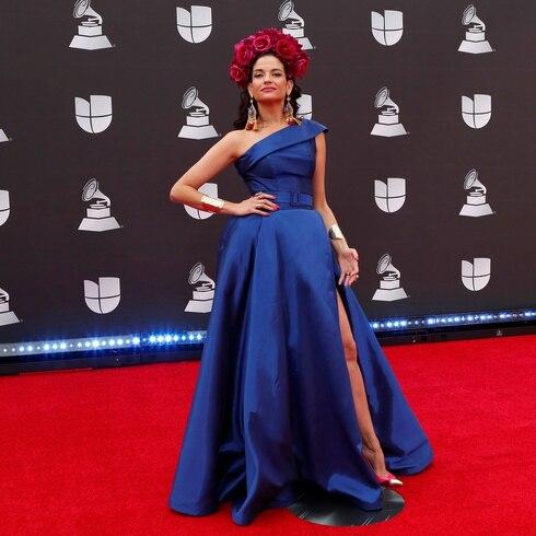 Artistas en los Latin Grammy 2020