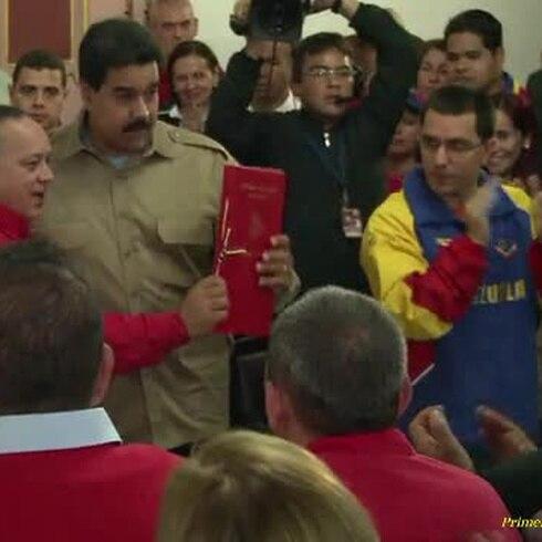 Diputados se rebelaron contra Nicolás Maduro y ahora irán a juicio