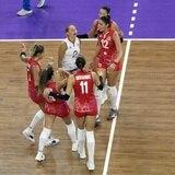 Puerto Rico vence a Estados Unidos en el inicio del Campeonato Norceca femenino