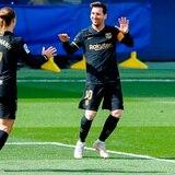 El Barcelona se acerca a la cima