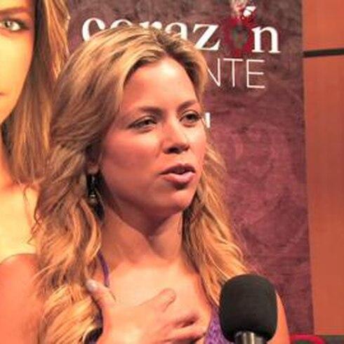 """Ximena Duque y Fabián Ríos hablan de la telenovela """"Corazón valiente"""""""