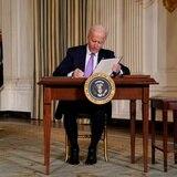 Biden tomará medidas para ampliar el seguro médico en Estados Unidos