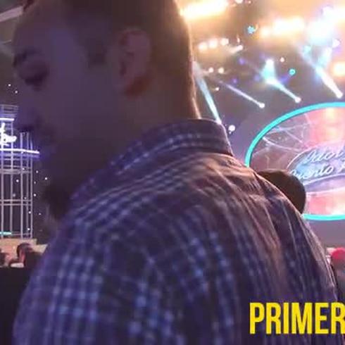 Richard Silva en Idol Puerto Rico
