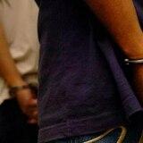 Autoridades detienen a 10 inmigrantes en lancha de Ceiba