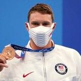 Nadador estadounidense insinúa que los juegos de Tokio no son limpios