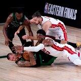 El Heat no se confía con una ventaja de 2-0 sobre los Celtics