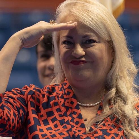 "Wanda Vázquez: ""Mi voto es secreto"""