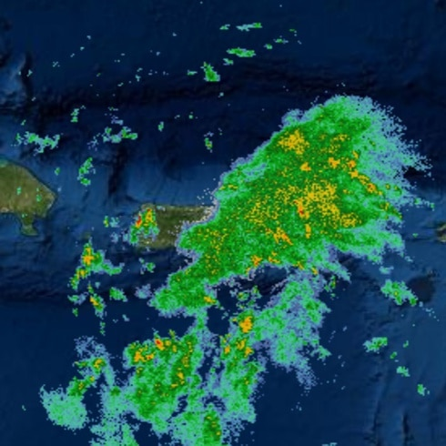 La hora del tiempo: la lluvia de Grace continuará