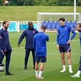 Inglaterra e Italia chocan en la final de la Eurocopa