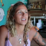 Stephanie Enright: entre el voleibol y los tacos