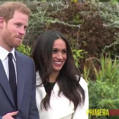 """Príncipe Enrique: """"Supe que era ella desde el primer momento"""""""