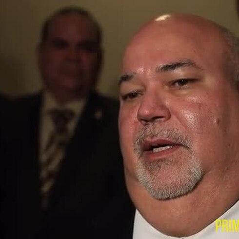"""Johnny Méndez: """"Nosotros ejercimos nuestra facultad constitucional"""""""