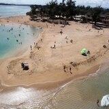 Vega Baja celebra por tercera ocasión la clasificación de calidad internacional 'Bandera Azul' en la Playa Puerto Nuevo