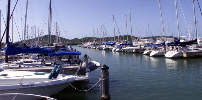 La agresión ocurrió en un establecimiento en Marina Puerto del Rey, Fajardo. (Archivo)
