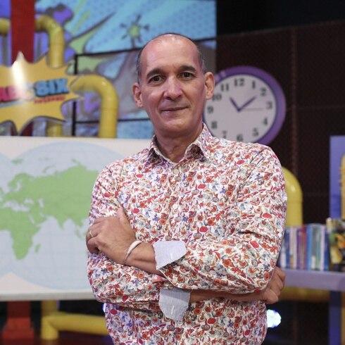 """Gil René nos habla de la dirección artística para el programa educativo """"Lab Six"""""""