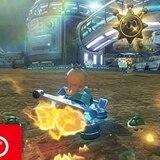 Mario Kart 8 Deluxe: tráiler y novedades