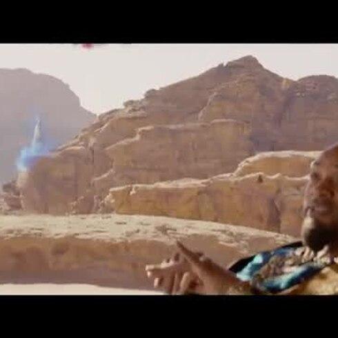 """Disney publica el esperado tráiler de """"Aladdin"""" con Will Smith"""