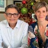 Silverio Pérez y Yessica Delgado sorprenden a su gente