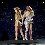Show de J.Lo y Shakira en Super Bowl recibe 4 nominacioness al Emmy