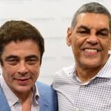 "Benicio del Toro sobre Raymond Dalmau: ""Era y sigue siendo mi ídolo"""