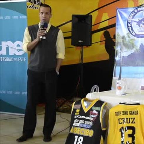 Pachy Cruz se retira del baloncesto