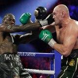 Tyson Fury le dio una paliza a Wilder y le quita su título de los pesos pesados