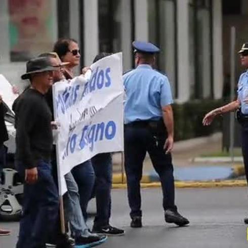 """""""Yo soy policía, pa' que tu lo sepas"""""""