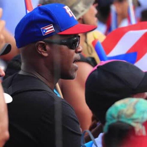 """Carlos Delgado recuerda el Verano del 19 """"en arroz y habichuelas"""""""