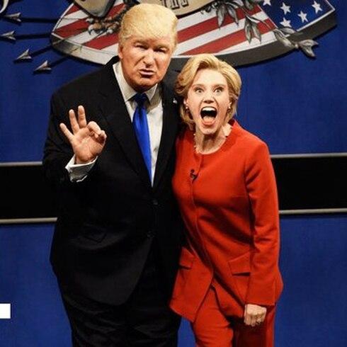 """Imitación de Donald Trump """"se roba el show"""" en """"Saturday Night Live"""""""