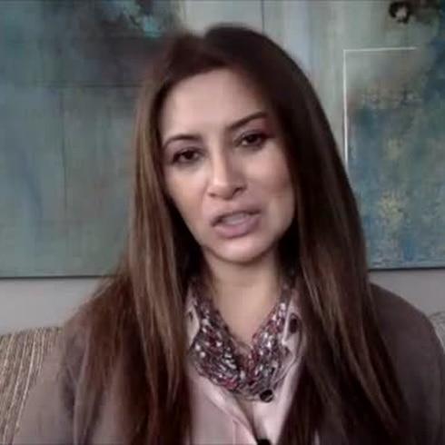 Myriam Hernández comparte en vivo su intimidad