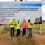 Gobernadora anuncia construcción de nueva intersección entre la PR-2 y la PR-650