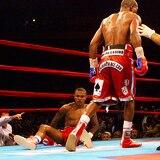 La noche que Tito Trinidad perdió el invicto