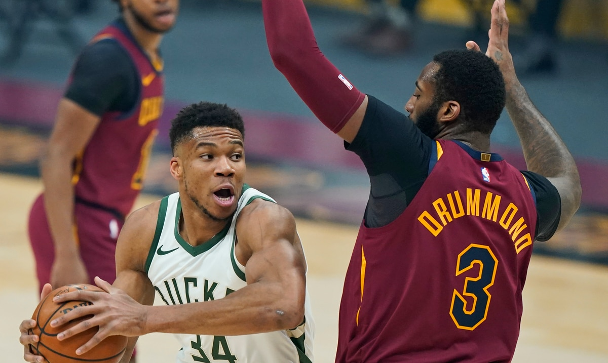 """Giannis Antetokounmpo has no """"energy or excitement"""" to participate in the March All-Star Game"""