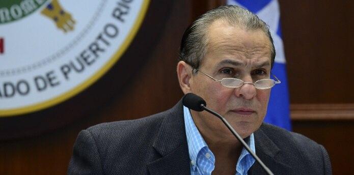 """José """"Cony"""" Varela, presidente de la comisión cameral de Gobierno. (Archivo)"""