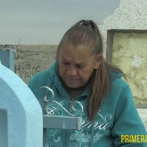 Pide justicia para joven asesinado en frontera México-EEUU