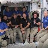 Estación Espacial tiene su mayor cantidad de astronautas en una década