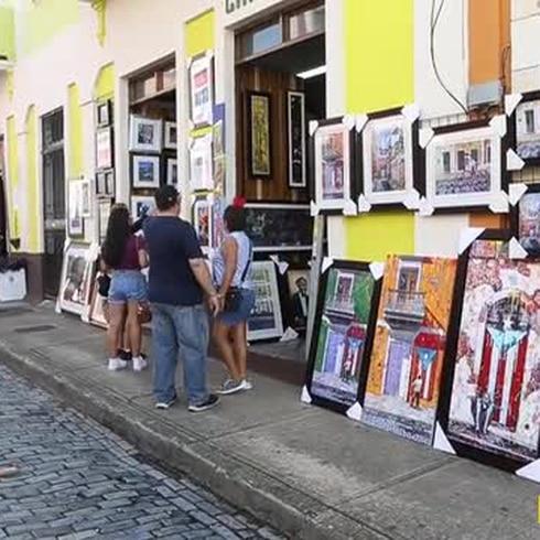 Arranca la SanSe entre turistas, música y alcapurrías