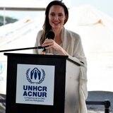 Angelina Jolie preocupada por las mujeres afganas