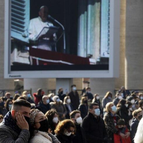 """Papa Francisco: """"Nadie tiene la varita mágica"""""""