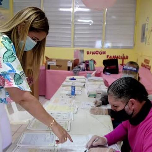 Así votó Lornna Soto en Canóvanas