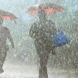 La hora del tiempo: sigue la lluvia hoy, pero para el fin de semana llega polvo