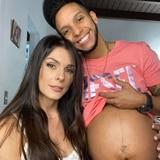 Pareja trans celebra el nacimiento de su bebé en Puerto Rico